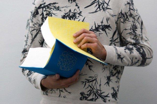 Иллюстратор издал 3,5-килограммовую книгу с 2 500 рисунками . Изображение № 5.