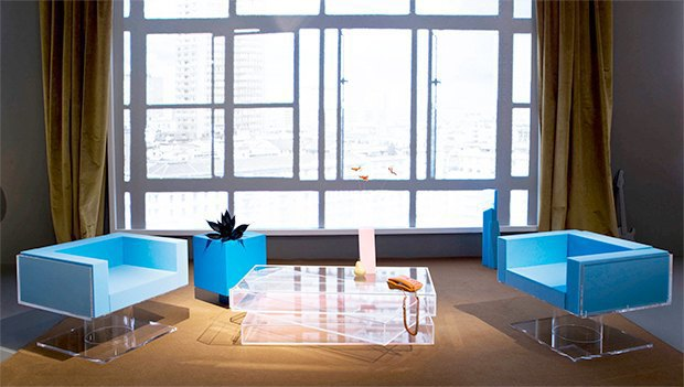 Как Рем Колхас создал коллекцию интерактивной мебели. Изображение № 7.