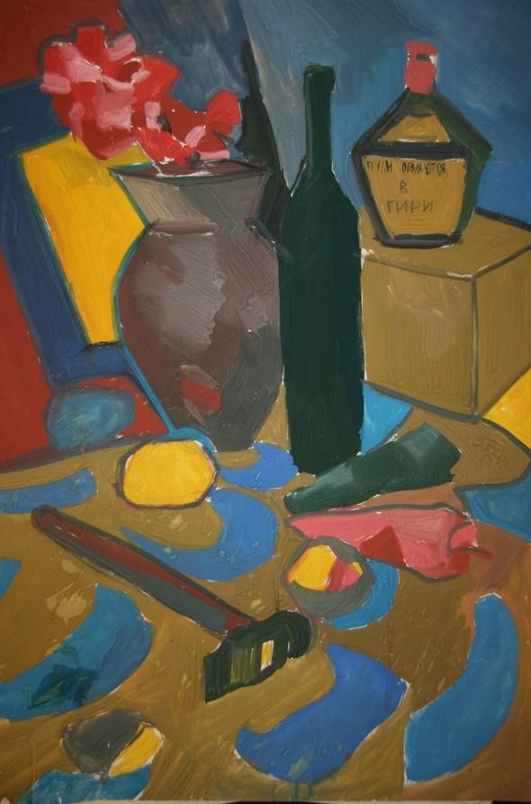 Голуб Л. - художник из СССР. Изображение № 10.