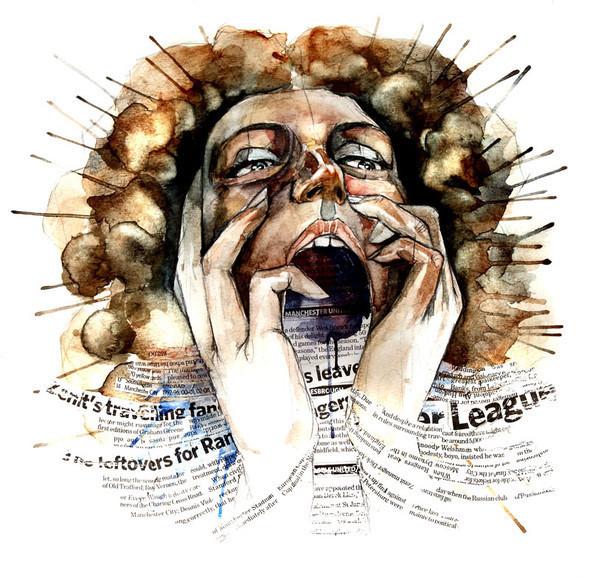 Watercolor in me: Dmitry Ligai. Изображение № 1.