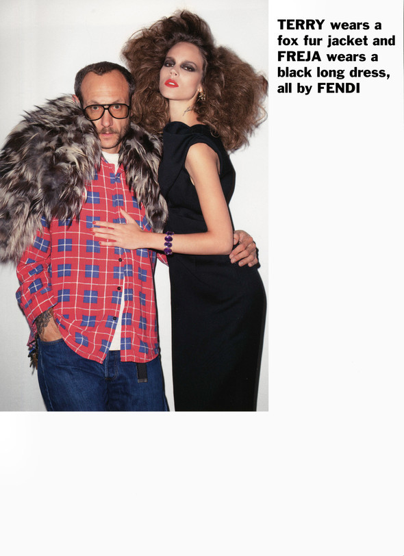 Purple Fashion: Best of the season by Terry Richardson. Изображение № 29.