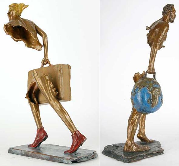 Скульптуры Bruno Catalano. Изображение № 7.