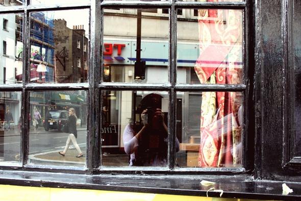 Творческий потанцевал Лондона. Изображение № 30.