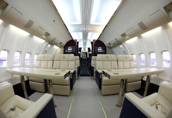 """Новый самолет Boeing 737-500 Imperial АК """"Трансаэро"""". Изображение № 11."""