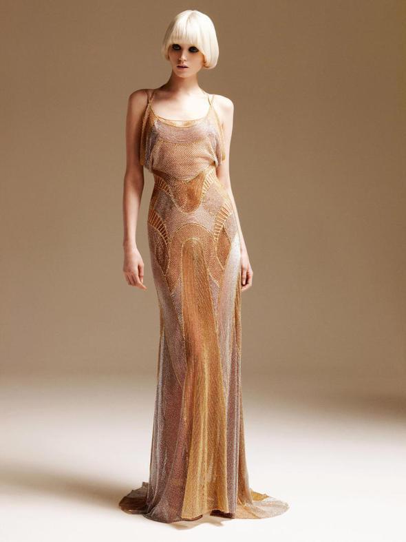 Изображение 127. Лукбуки: Atelier Versace, Sandro, Sonia by Sonia Rykiel и другие.. Изображение № 16.