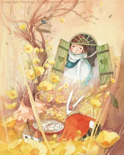Kimmin ji– акварель видеальном исполнении. Изображение № 4.