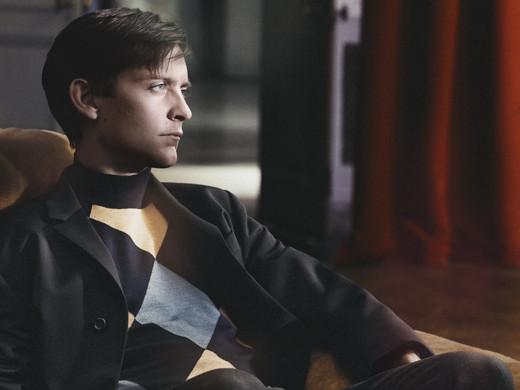 Изображение 1. Тоби Магуайр стал лицом Prada.. Изображение № 1.