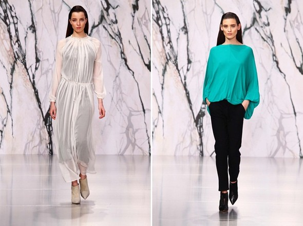 Показы Paris Fashion Week FW 2012: День 2. Изображение № 1.