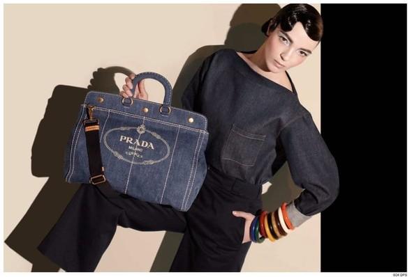 Вышло превью рекламной кампании Prada. Изображение № 4.