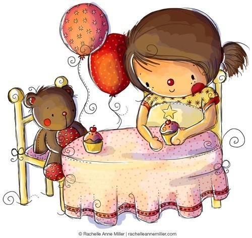 Иллюстратор Rachelle Anne Miller. Изображение № 8.