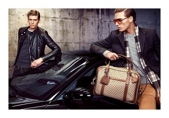 Изображение 43. Лукбуки: Gucci, Comme des Garcons, Burberry и другие.. Изображение № 43.