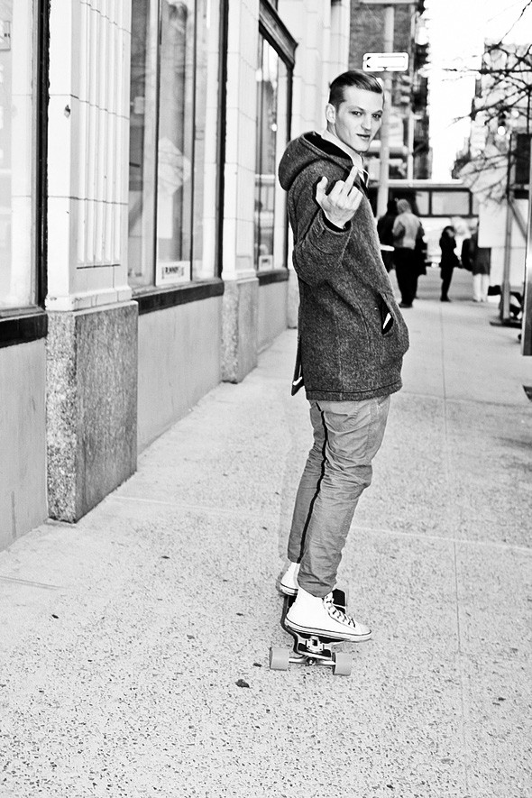 Неделя моды в Нью-Йорке: Репортаж. Изображение №58.