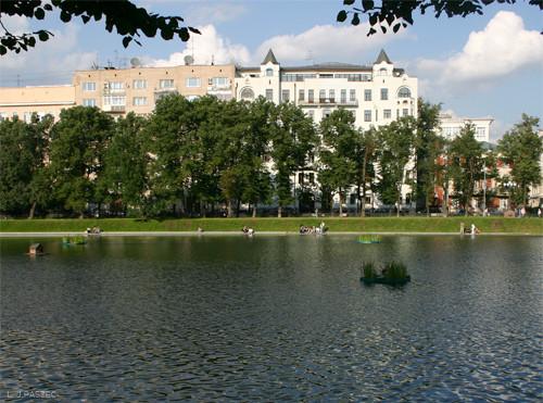 Москва свозь столетия. Изображение № 28.