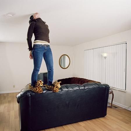 Фред Мурам Целуя потолок. Изображение № 7.