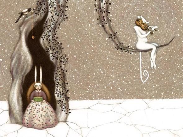 Изображение 12. Сказки на ночь от Лизы Эванс (Lisa Evans).. Изображение № 25.