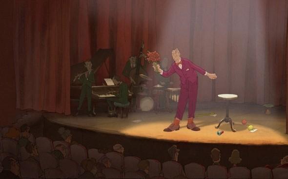 """""""Иллюзионист"""" Сильвена Шомэ завоевал две престижные награды. Изображение № 1."""
