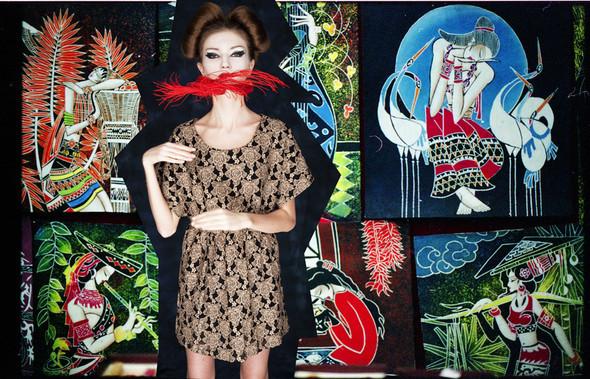 Fashion съемка одежды секонд - хенд. Изображение № 1.