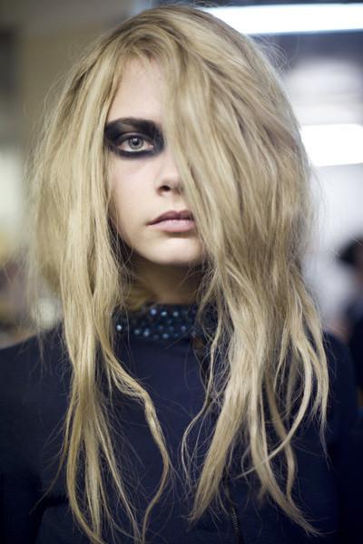 Бэкстейдж Лондонской недели моды. Изображение № 7.