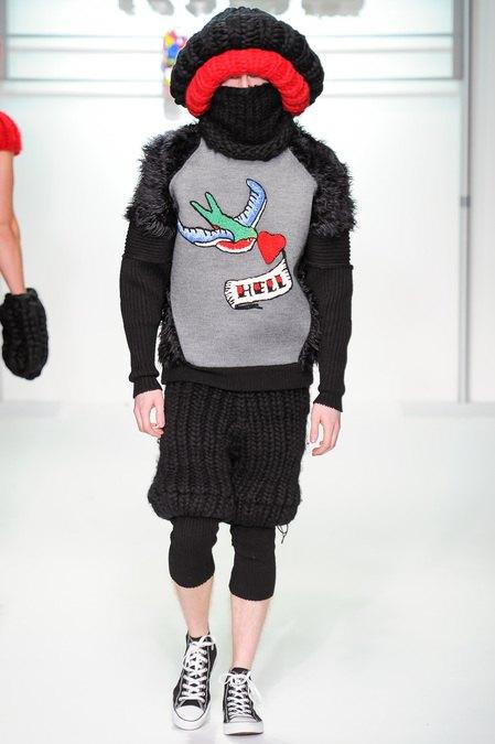 London Fashion Week: День 2. Изображение №48.