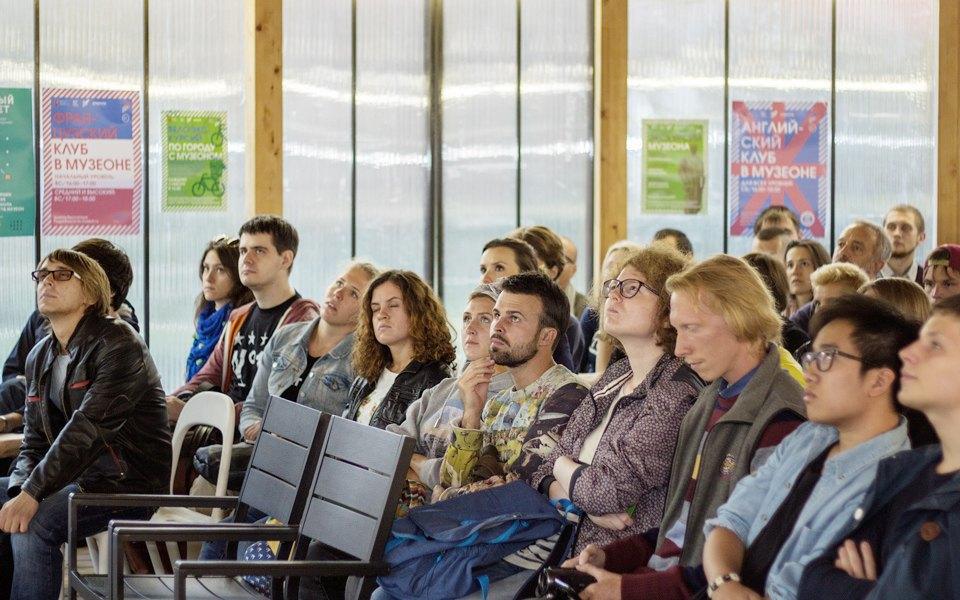Лекция AES+F: Главные тезисы об искусстве, художнике и современном обществе. Изображение № 2.