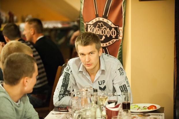 """Андрей Тихонов отпраздновал день рождения в ресторане """"Колбасофф"""". Изображение № 12."""