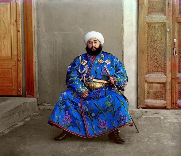 Цветные фотографии России в период с 1904-1916. Изображение № 10.