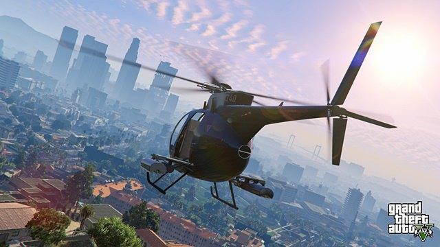 GTA V для PS4 и Xbox One выйдет 18 ноября, для PC — в январе 2015. Изображение № 3.