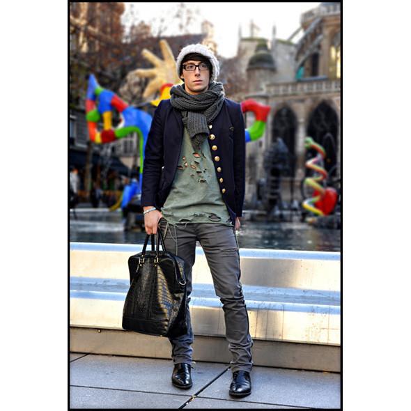 City Looks: Париж. Изображение № 11.