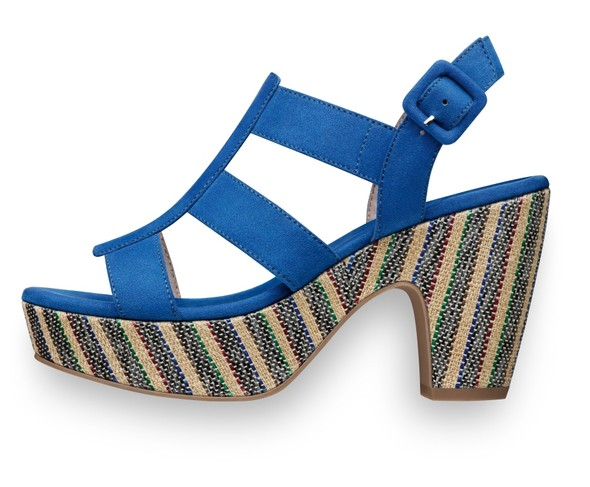 Современность и Ретро - элегантность в линии обуви Tamaris. Изображение № 10.