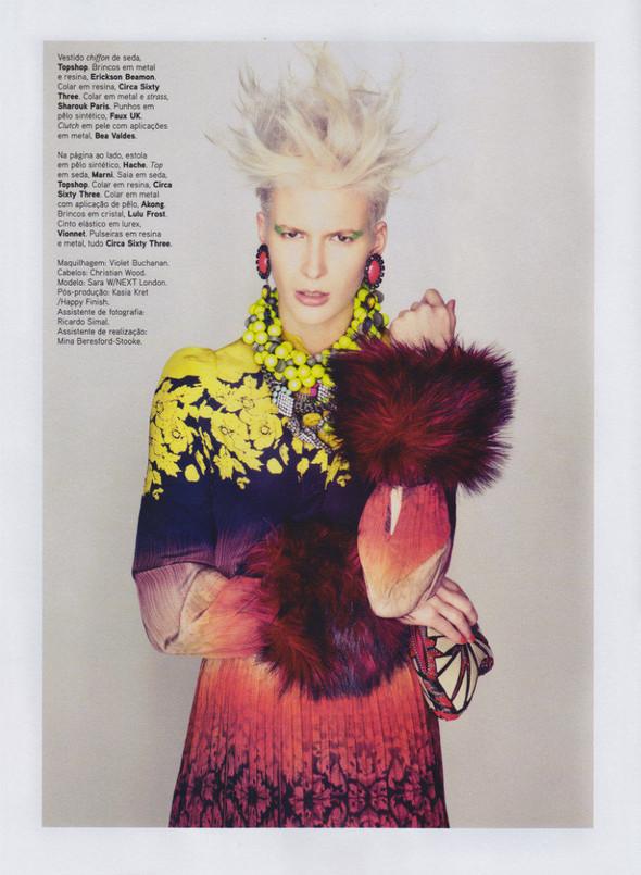 Съёмка: Сара Уэйл для португальского Vogue. Изображение № 5.