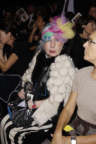 Анна Пьяджи. Модный гардероб. Изображение № 25.