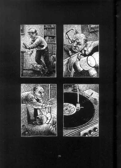 «Паноптикум» Томаса Отта. Изображение № 66.