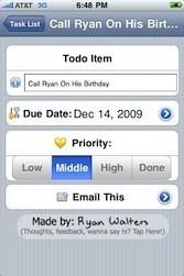 Незабываемые праздники с iPod touch и iPhone: готовимся к Новому Году и Рождеству. Изображение № 10.