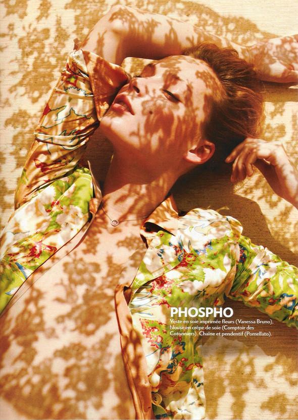 Изображение 104. Съемки: Harper's Bazaar, Industrie, Vogue и другие.. Изображение № 23.