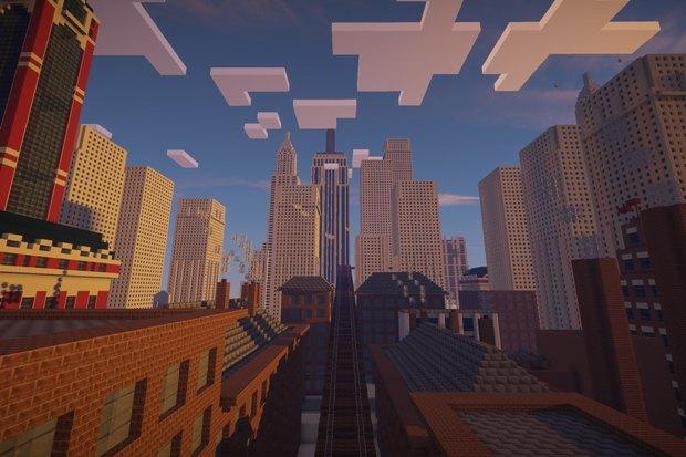 Карта по «Душе бездушного города» Кристофера Невинсона. Изображение № 3.