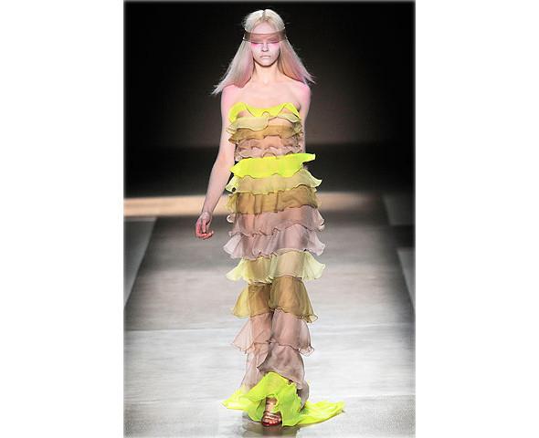 Неделя моды в Париже: Haute Couture. Изображение № 43.