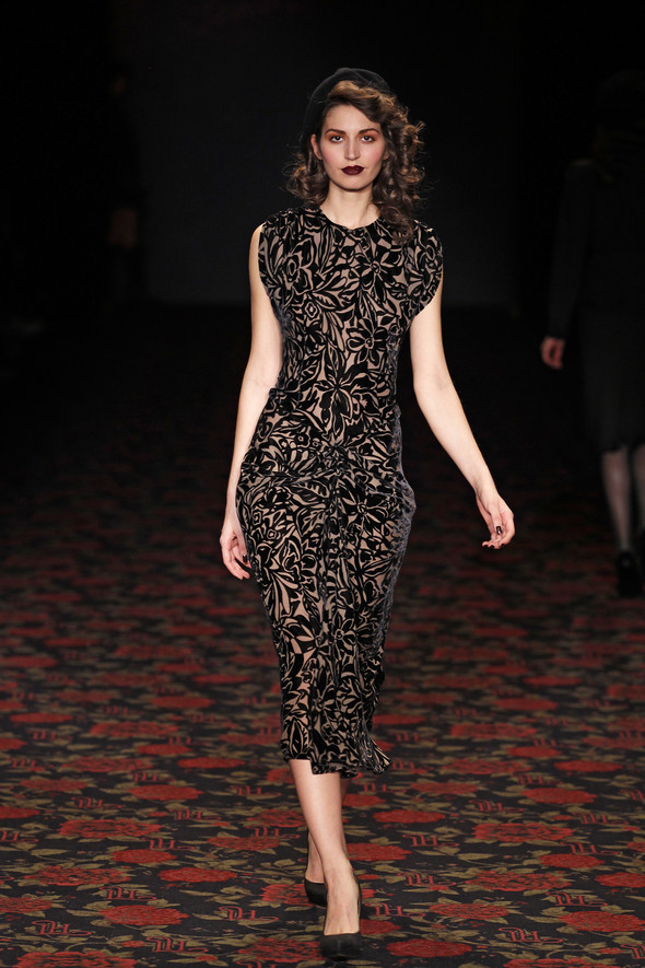 Berlin Fashion Week A/W 2012: Lena Hoschek. Изображение № 62.