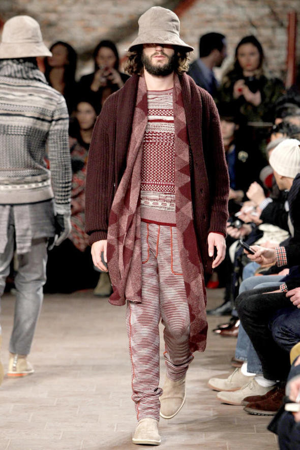 Изображение 70. Milan Fashion Week. Часть 1.. Изображение № 86.
