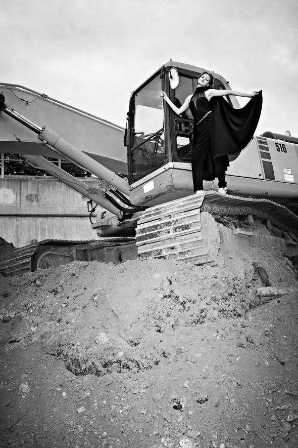 Съёмка: Линдси Уикссон в объективе Терри Ричардсона для Purple Fashion. Изображение № 15.
