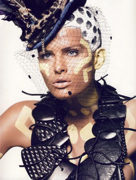 Vogue French November 2009. Изображение № 7.