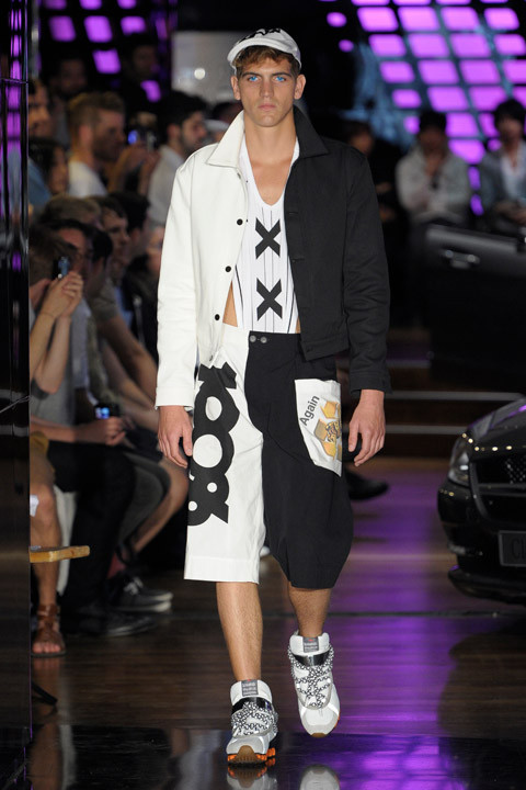 BERNHARD WILLHELM SS 2012 MEN. Изображение № 2.