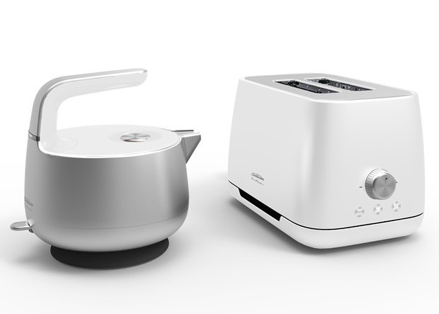 Марк Ньюсон создал чайник и тостер. Изображение № 6.