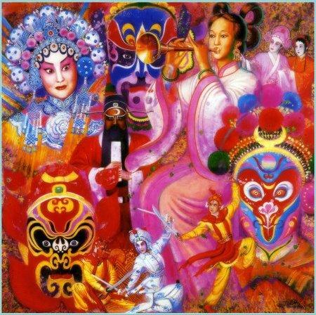 Cunde Wang волшебная этника. Изображение № 8.