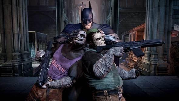 Изображение 11. Batman: Arkham City.. Изображение № 11.