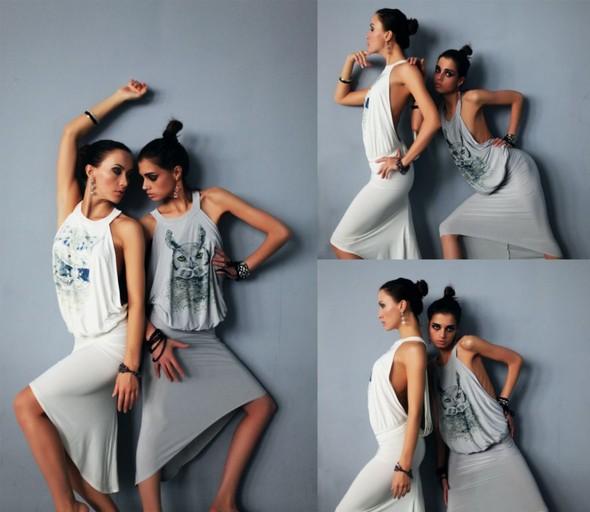 Preview коллекции Весна-Лето 2012 by Ksenia Knyazeva. Изображение № 24.