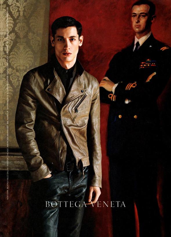 Мужские кампании: Bottega Veneta, Burberry Black Label и другие. Изображение № 4.