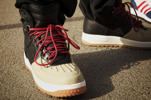 Nike Air Force 1 Duck Boot союз двух легенд. Изображение № 33.