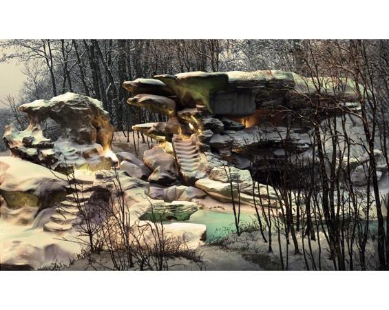 Найдено за неделю: Интерьеры Роя Лихтенштейна, неон-арт и граффити с гейшами. Изображение № 138.