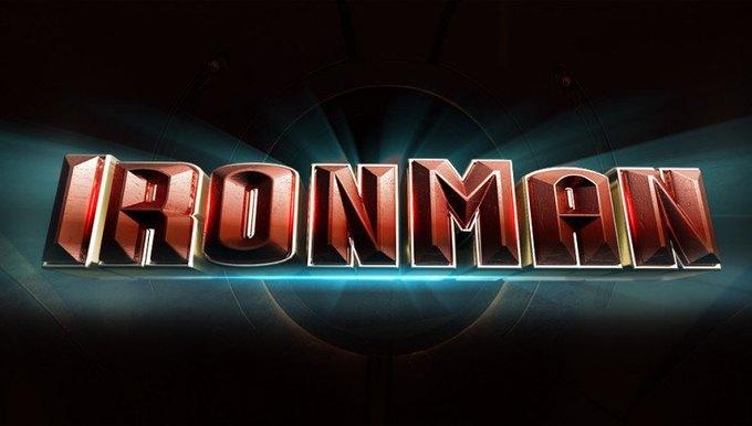 Художник показал варианты логотипа «Железного человека» . Изображение № 2.