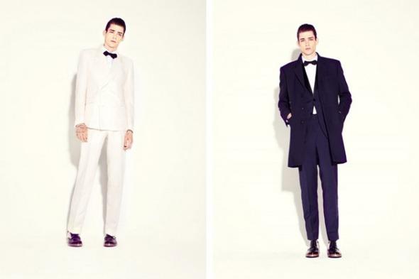 Новые мужские лукбуки Louis Vuitton, Marc Jacobs и Fred Perry. Изображение № 37.
